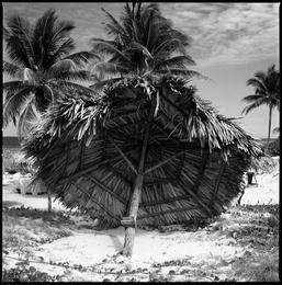 Raffia-Style Parasol