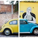 Punch Buggy #2 - Diptych Facemount