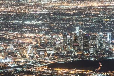 Los Angeles Glow #4