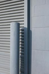 Gray Post