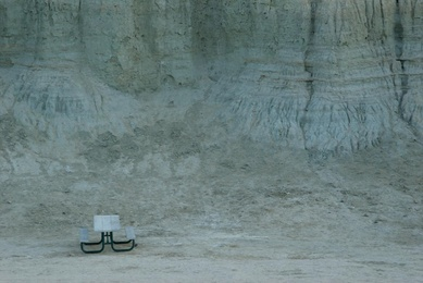Desert Picnic Spot