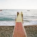 Walkway to the Sea, Positano, Italy 2011
