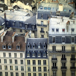 Paris Rooftop II