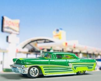 Fast Food, Fast Cars 1