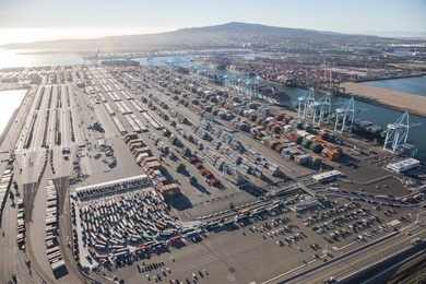 Port of Los Angeles III