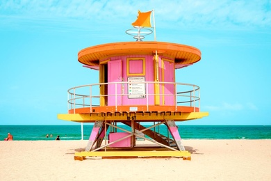 10th Street Lifeguard Tower No. 2
