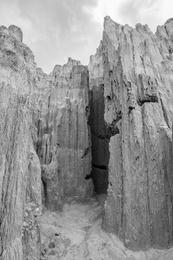 The Secret - Cathedral Gorge, NV