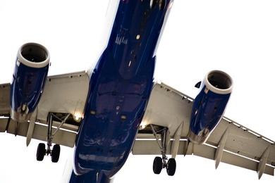 JetBlue Arriving