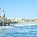 Iconic Santa Monica Pier