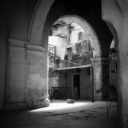 Old Courtyard, Havana