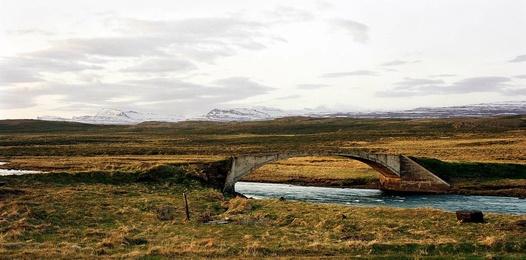 Iceland - Bridge