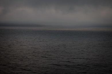 Receding Fog