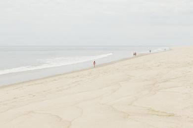 Cape Cod Beachgoers