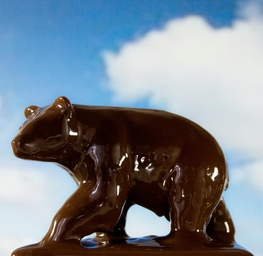 Chocolate Bear 1