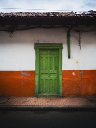 Colombian Door