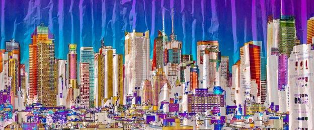 NY Colorful