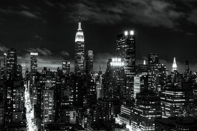 Monochrome City