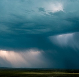 Thundering Rolls Over the Badlands