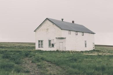 Abandoned Farmhouse #2