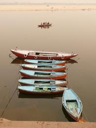 Varanasi Wharf