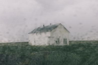 Abandoned Farmhouse #1