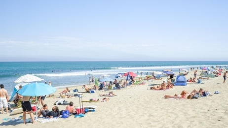 Malibu Beach Chill