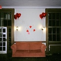 Valentines Day Couch, CT
