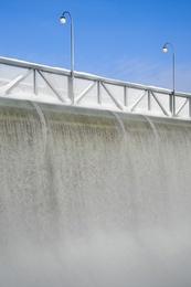 Winter Dam