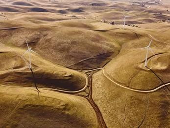 Turbines and Hills