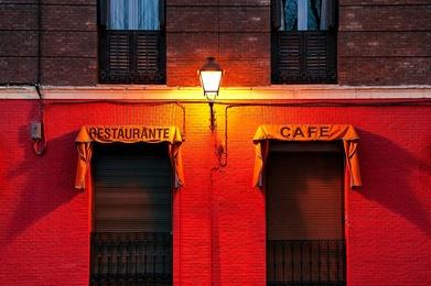 Restaurant, Madrid