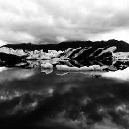 Glacial Lagoon, Iceland