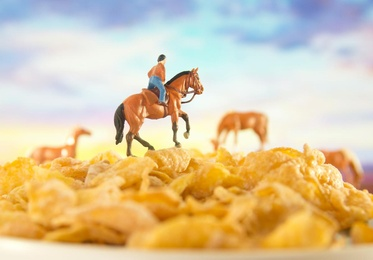 Cereal - Horses 3