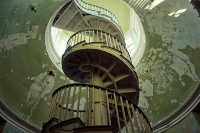 Abandoned Psychiatric Hospital, Virginia