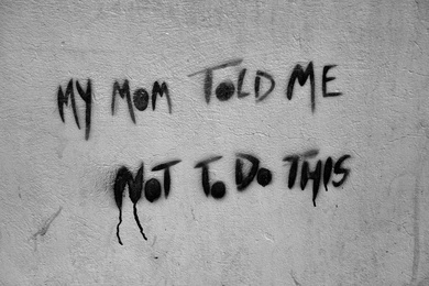 Mom Told Me
