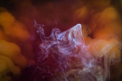 Rising Lava (Black Tea and Milk)