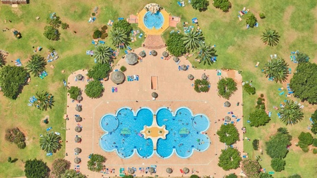 Pool in the Park - Mallorca