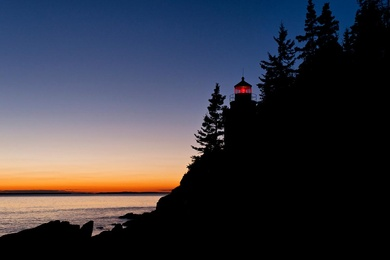 Bass Harbor Lighthouse, ME
