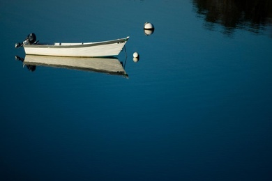 The Boat and the Buoys