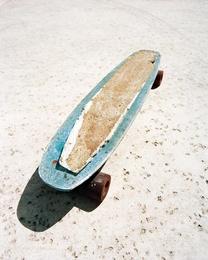 1st Skateboard