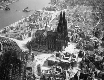 1945 Cologne Cathedral