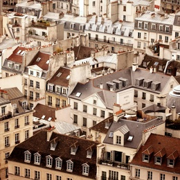 Paris Rooftop IV