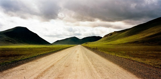 Iceland - the Road