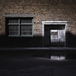 Door and the Puddle