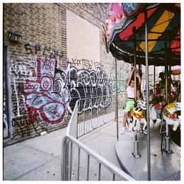 Merry Go Round, NYC