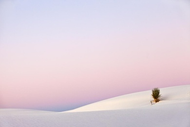 White Sands Sunrise 1