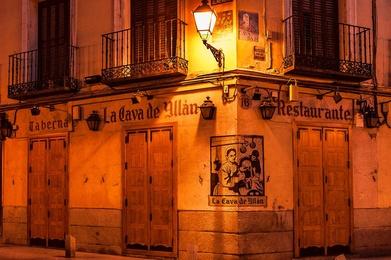 Taberna, Madrid, Spain