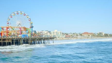 The Pier - Santa Monica