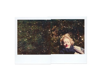D Laying in Grass, Potsdamm 1984