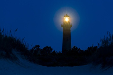 Corolla Lighthouse, Outer Banks, North Carolina
