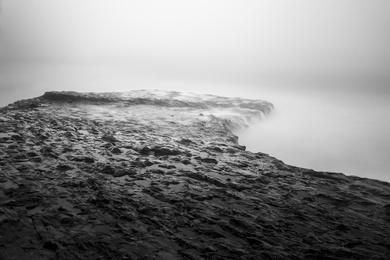 Four Mile Beach Shelf Study 1 - Santa Cruz